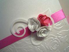 Romantic Roses Partecipazioni per Matrimoni by Staff Blanche Experience Weddings