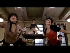 Bob Fosse - Take Off With Us - from ALL THAT JAZZ (1979) - another amazing dance sequence