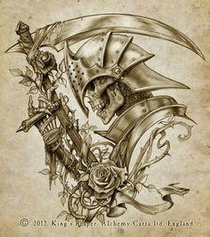 King's Reaper ~ Alchemy Gothic