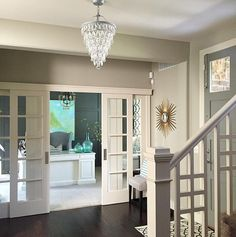 Castle Path by Behr. Castle Path by Behr. Castle Path by Behr. Neutral warm greige paint color. Castle Path by Behr #CastlePath  #Behr #BehrCastlePath Via Life on Virginia Street.