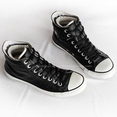 1ba1f4a2c578f9  vintage  converseallstars with padded fold-over collar