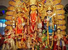 Indians Worship Millions of Gods. Each of Hinduism's many gods and goddesses also represent individual aspects of Brahman. For example, Ganesh is worshiped for good fortune and removing obstacles. Hinduism doesn't prescribe any set path. Rather followers can worship which ever deity they feel the need to.