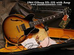 Beautiful Gibson 335
