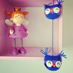 Las Marinas Crochet: Cuarto del bebé