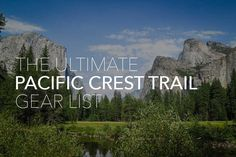 It's been a few years since my Pacific Crest Trail thru-hike, and the gear in my pack has changed dramatically. The idea of another thru-hike (PCT or otherwise) interrupts my thoughts on a daily basis, and I fear that the only way to silence this persistent nagging voice inside my head is to once again …