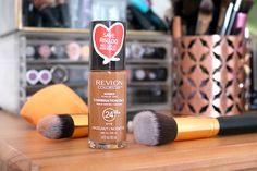Revlon Colorstay Foundation Hazelnut| South African Beauty Blogger #RevlonSouthAfrica #LoveIsOn #FoundationForDarkSkin @revlonsa