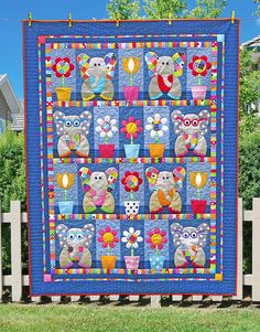 Patchwork Elephants PDF Quilt Pattern at Makerist Farm Quilt, Dog Quilts, Baby Quilts, Elephant Quilts Pattern, Baby Quilt Patterns, Quilting Patterns, Quilted Throw Blanket, Halloween Quilts, Applique Quilts