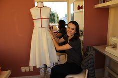 #moulage saia 4  #draping #skirt #saia
