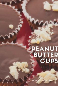 Chocolate and peanut butter are two of the most iconic flavors on earth. Why not combine them into one delicious dessert that will satisfy your cravings? That is what you get with this easy recipe for Chocolate Peanut Butter Fudge Cups. You can make your own homemade version of the peanut butter cup candy with delicious peanut butter sandwiched between two layers of rich chocolate.