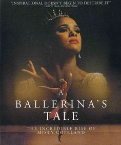 Profile of Misty Copeland the first African-American woman to become principal dancer of the American Ballet Theater. A BALLERINA'S TALE examines how she overcame her stormy upbringing and career-thre