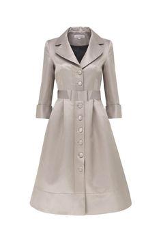 Suzannah   Couture Style Occasion Coat   Ladies Designer Coats