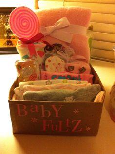 Girl-baby shower gift