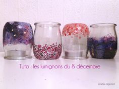 1000 images about lumignons 8 d c on pinterest noel for Decoration lumignon 8 decembre