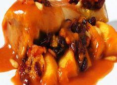 Pollo al jengibre, receta cubana afrodiciaca