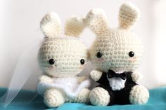 wedding amigurumi - Cerca con Google