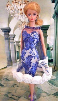 Resultado de imagem para ooak handmade fashion royalty doll clothes