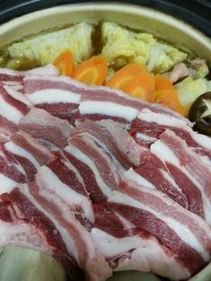 Wild Boar  猪鍋
