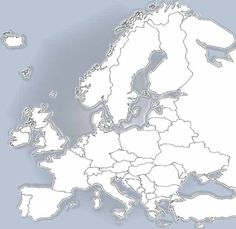 Can you name the countries of Europe? Test your knowledge on this geography quiz to see how you do and compare your score to others. Europe Quiz, Geography Test, Map Quiz, Countries, Knowledge, Soccer, Consciousness, Football, European Football