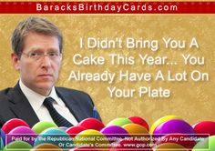 Vladimir Putin And George Clooney Send President Obama Birthday Cards It's Your Birthday, Birthday Cards, Barack Obama Birthday, Republican National Committee, Green Business, Recent News, Vladimir Putin, George Clooney, Presidents