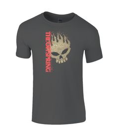 The Offspring band Limited Edition T-Shirt Rock Tees, Band Merch, Rock Music, Mens Tees, Sleeves, Cotton, T Shirt, How To Wear, Collection