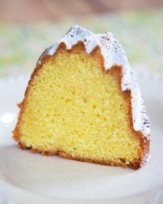 Orange Pound Cake | Plain Chicken