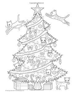 Amazon Christmas Coloring Book Is Fun 9781497200807