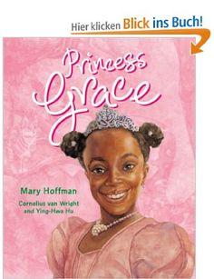 Princess Grace: Amazon.de: Mary Hoffman: Englische Bücher