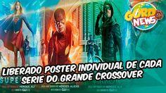 The Flash – Posters incriveis são revelados