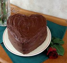 Hershey's Fudge Cake: This little cake was made from the recipe that was on the back of the Hershey's Cocoa box for years, and has since disappeared.