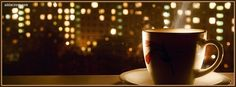 Cup of Coffee Facebook Cover