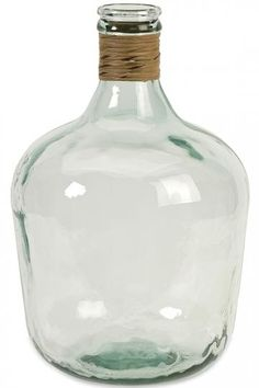 Boccioni Recycled Glass Jug - Table Accents - Home Accents - Home Decor | HomeDecorators.com