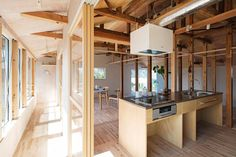 Gallery of House Between Pillars / Camp Design - 11