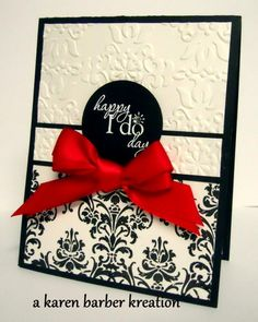 SUO Challenges » Handmade Wedding Cards