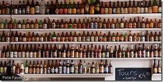 Brouwerij't IJ Bottle Wall #amsterdam #oost