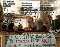 La Casta al San Carlo sul palco reale, sìiiii...