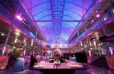 The V Museum of Childhood is a simply stunning choice of wedding venue. One of London's best loved museums and most beautiful.