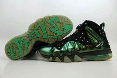 Nike Barkley Posite Max Gamma Green/Gamma Green-Black 2013