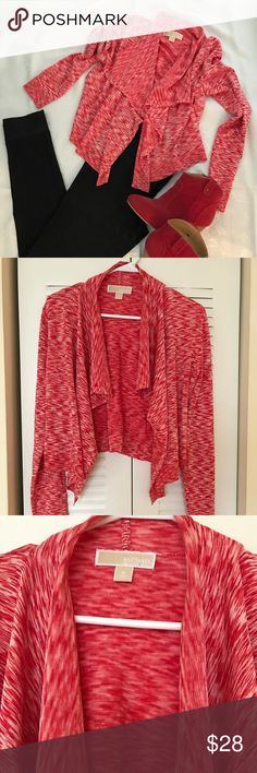 Michael Kors open front cardigan, size m New and lightweight just without tag. Michael Kors Jackets & Coats