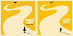 Bruno Mars - Futurama