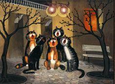 1 марта-День всех котов!(и кошатников!!!). Обсуждение на LiveInternet - Российский Сервис Онлайн-Дневников