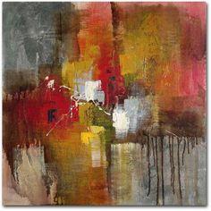 Trademark Fine Art Certain Canvas Art by Ricardo Tapia, Size: 14 x 14, Multicolor