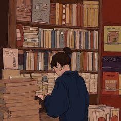 Anime Scenery Wallpaper, Cartoon Wallpaper, Animes Wallpapers, Cute Wallpapers, Aesthetic Art, Aesthetic Anime, Japon Illustration, Couple Illustration, Cartoon Kunst