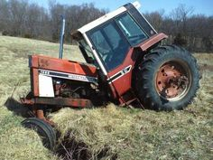 IH 1086 that was the last ditch, will Schm-ailing rescue this tractor too?