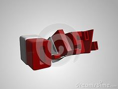 0.15 percent  word 3d render Red and white . In focus text isolated on white
