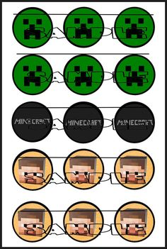 minecraft party supplies - Google Search