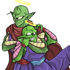 happy belated Piccolo Day by TheBombDiggity666 on DeviantArt