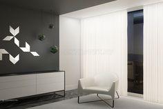Светильники RIMA 5 для подсветки штор