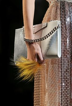 Details of the Fendi S/S 2014 Collection