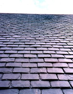 Love a slate roof. Someday! Look into CUPA natural slate (enviro-friendly, apparently)
