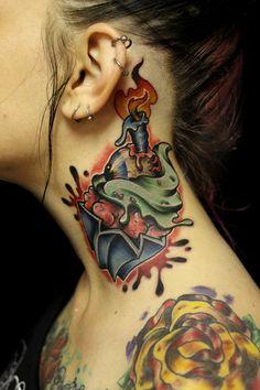 #tattoo by Jeremy Miller
